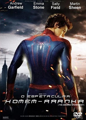 O Espetacular Homem-Aranha BluRay Torrent Download