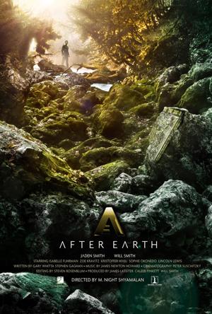 Tráiler extendido de After Earth