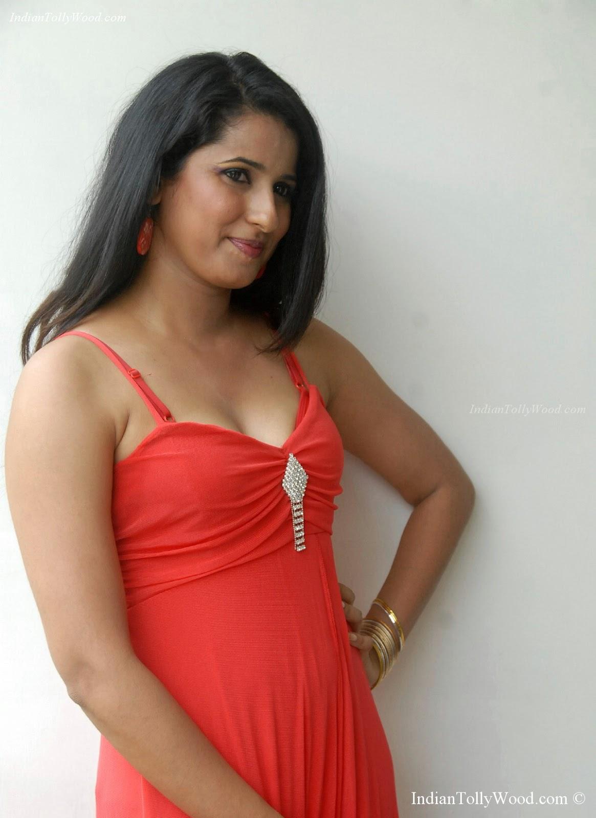 shravya_reddy_latest_hot_photos_in_red_dress_shravya_reddy_actress_hot ...