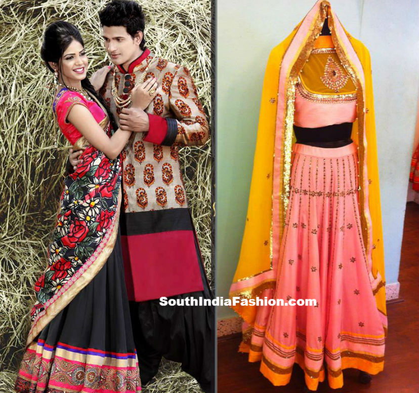 Hyderabad Designer Sagar Tenali Collections-SouthIndiaFashion.com ...