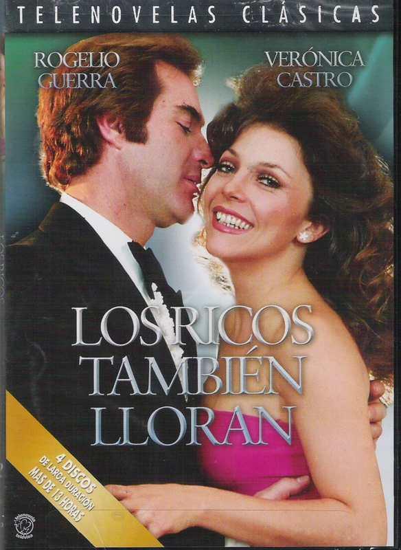 Los Ricos Tambien Lloran movie