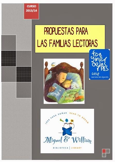 PLAN DE LECTURA EN FAMILIA