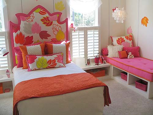 Kids Room Decorating Ideas for Girls