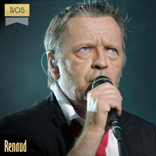 11 de mayo | Renaud - @RenaudSechanfan | Info + vídeos