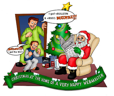 Kartu Ucapan Natal 2012