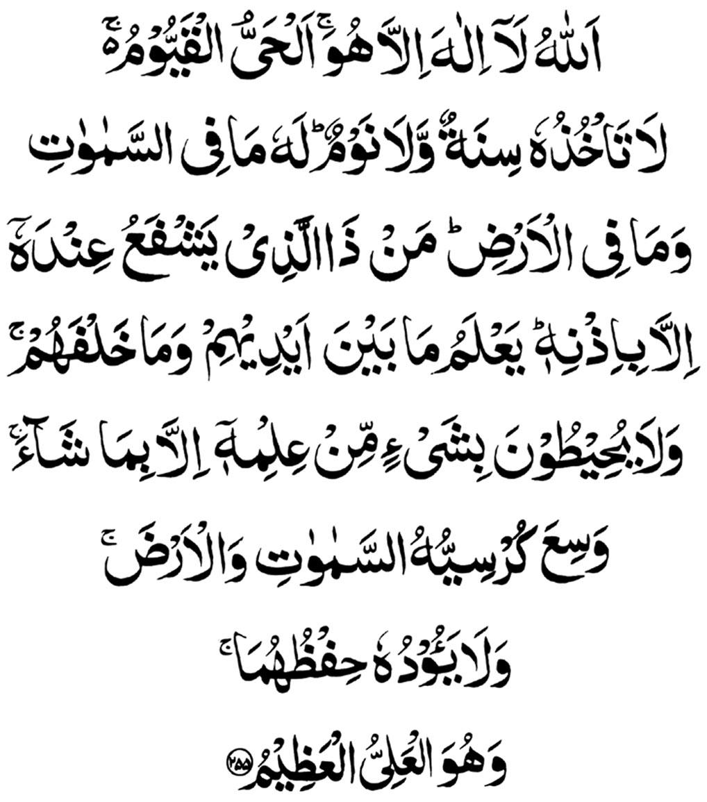 Ensiklopedia Islami Manfaat Dan Hikmah Bacaan Ayat Kursi