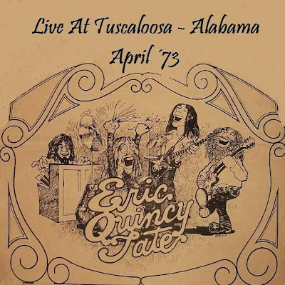 Eric Quincy Tate - Live At Tuscaloosa - Alabama - April '73