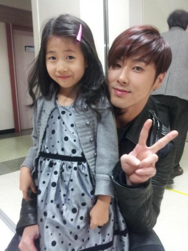 Yunho & Park Min Ha