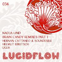 Nadja Lind Brain Candy Remixes Part 1 Lucidflow