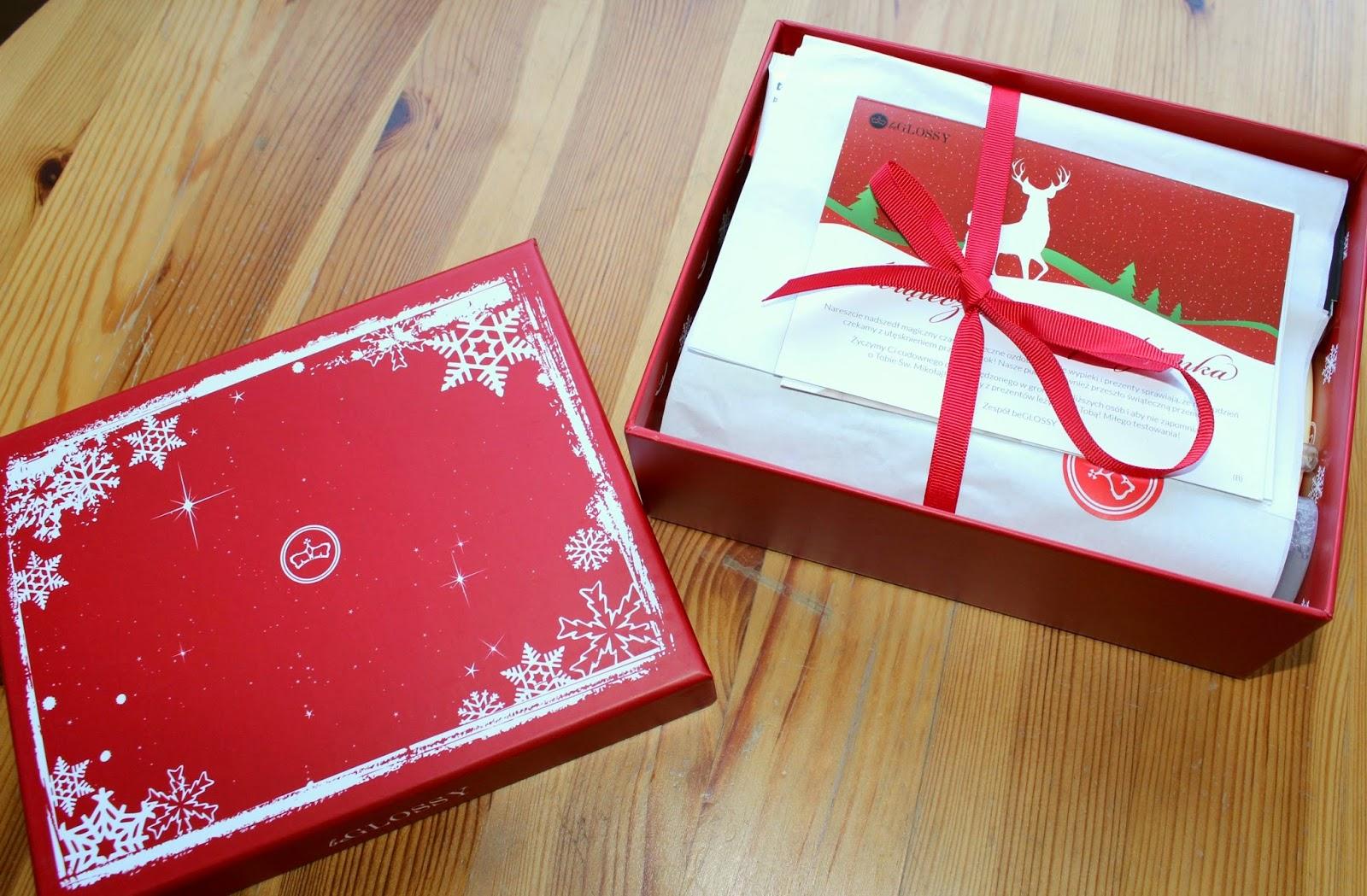 świąteczna niespodzianka beglossy grudzień 2014