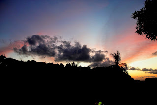 Senja Penuh Warna