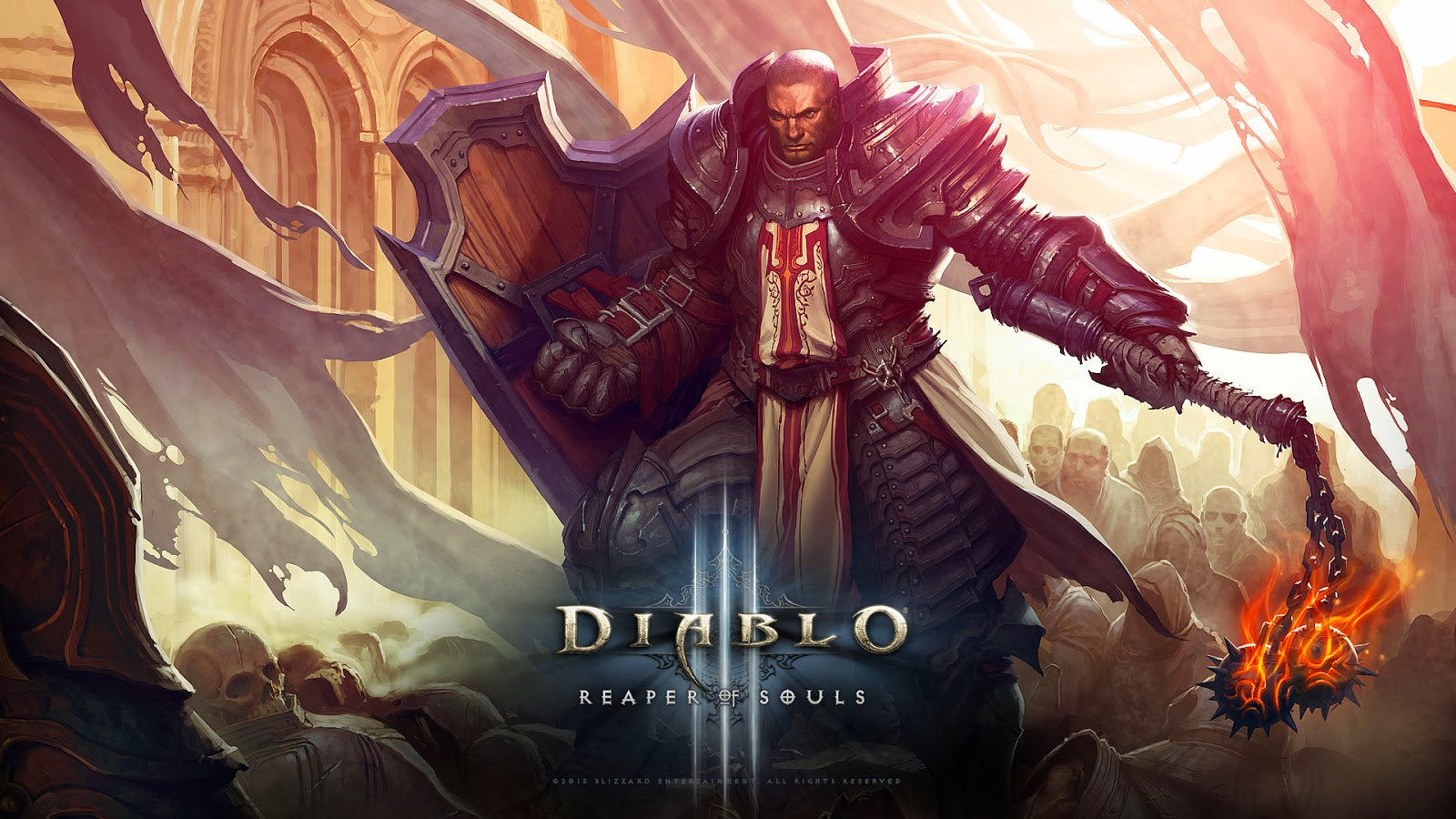 Diablo III: Reaper of Souls (PC, PS 3, PS 4, Xbox 360 ...