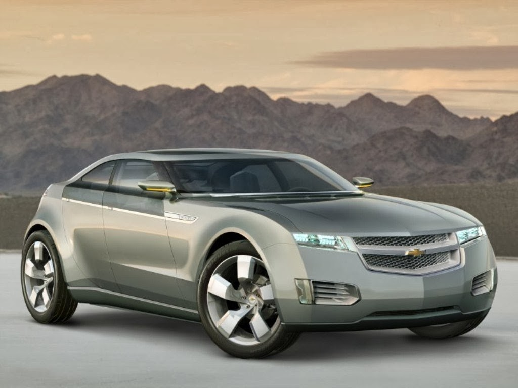 Chevrolet Volt Concept Car