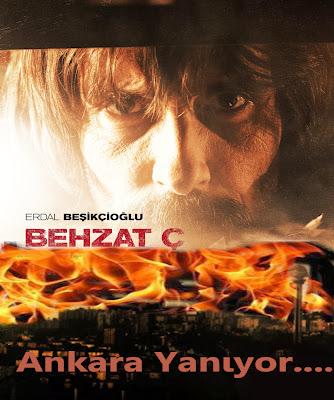 Behzat Ç Ankara Yanıyor filmi vizyona giriyor