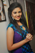 Sri Mukhi latest Photos at Muse Arts Gallery-thumbnail-4