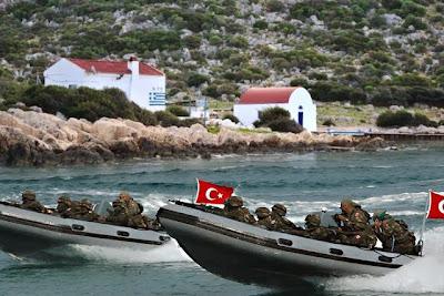 ΑΠΟΚΑΛΥΨΗ ΣΟΚ: Οι Τούρκοι ετοίμαζαν εισβολή α λα Ίμια στη Ρω!
