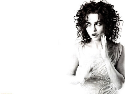 English Actress Helena Bonham Carter Wallpaper