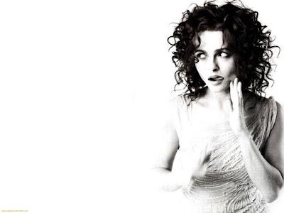 English Actress Helena Bonham Carter Wallpaper
