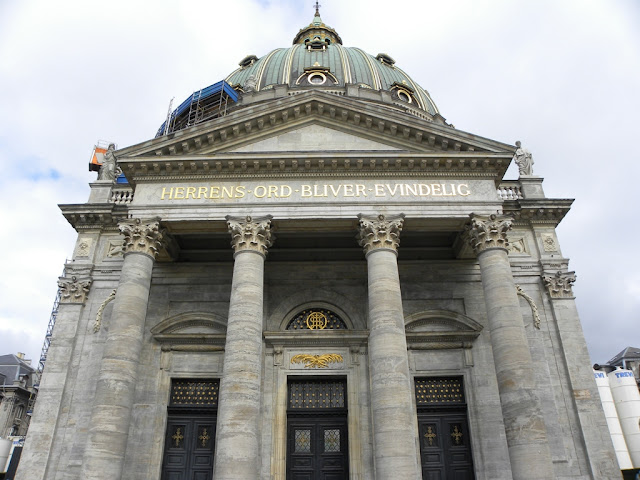 Marble Church Copenhagen