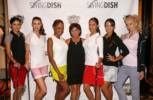 Swingdish Women's Golf Apparel Collection 2015