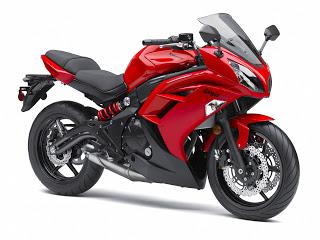 Update Harga Motor Kawasaki Lengkap
