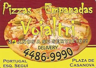 Pizzeria VOIALTRI.
