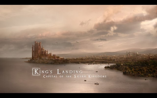 Desembarco del rey - Juego de Tronos en los siete reinos