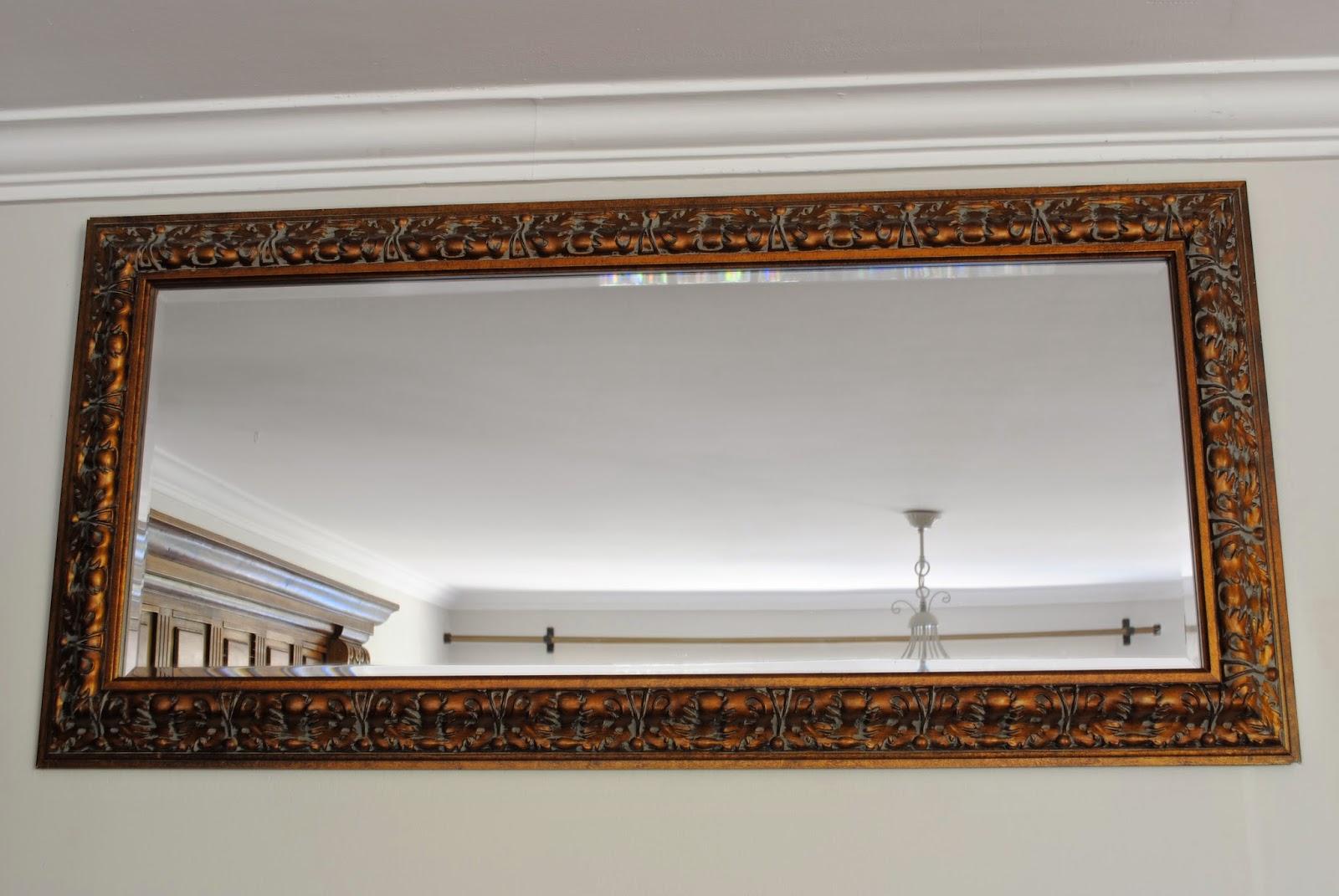 Paz montealegre decoraci n espejos barrocos biselados for Espejo barroco