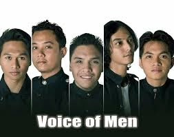 Voice of Men - Laungan Cinta Lirik