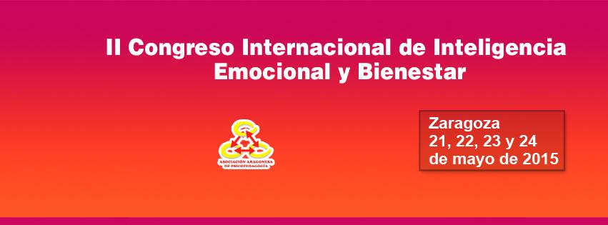 II CONGRESO INTERNACIONAL DE INTELIGENCIA EMOCIONAL Y BIENESTAR
