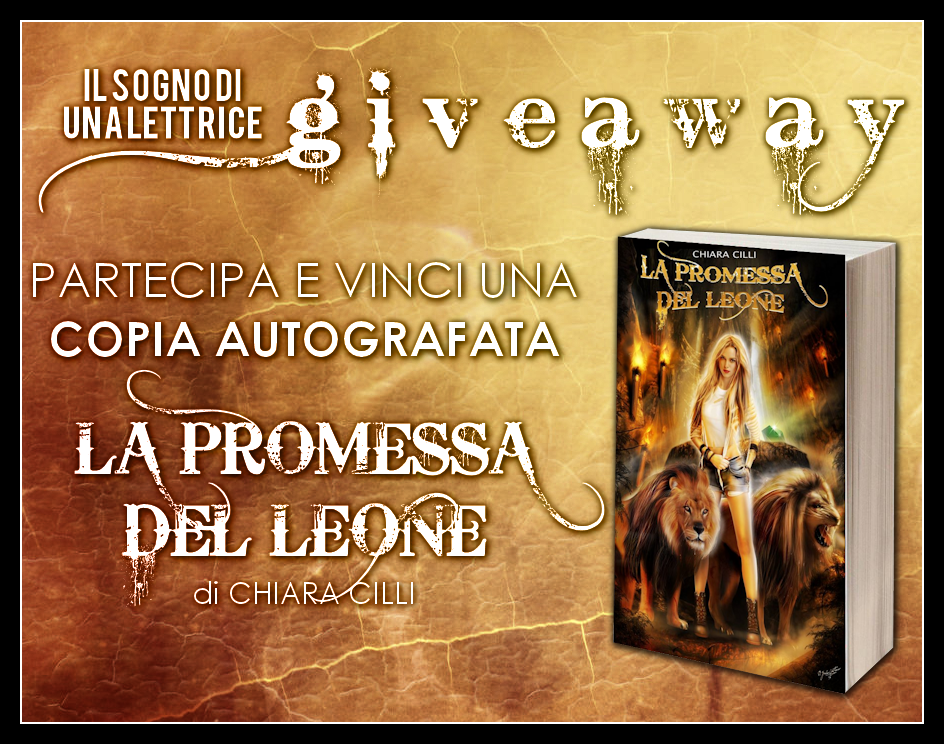 http://ilsognodiunalettrice.blogspot.it/2014/11/giveaway-copia-autografata-la-promessa.html?showComment=1416320844187#c4390013752641440827