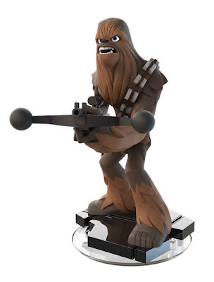 JUGUETES - DISNEY Infinity 3.0  Star Wars : Chewbacca  Videojuegos - Muñecos - Figuras Producto Oficial | A partir de 6 años | Comprar en Amazon