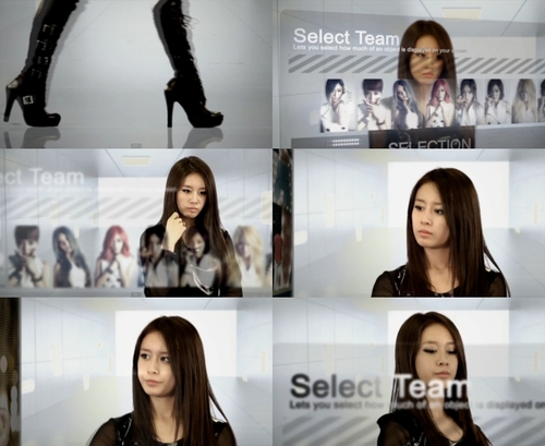 "PARK JIYEON PICTURE ""CRY CRY"" Select Team"