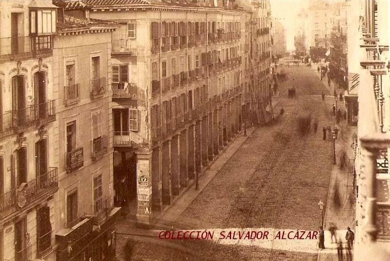 Pasi n por madrid los soportales de la calle mayor - El escondite calle villanueva ...