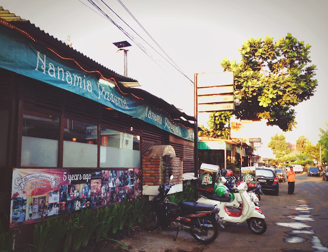 Nanamia Pizzeria Yogyakarta Jogja