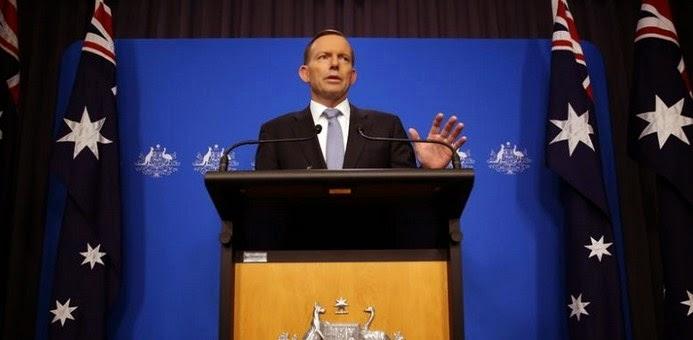 Pernyataan Abbott Eksekusi Mati Duo Bali Nine
