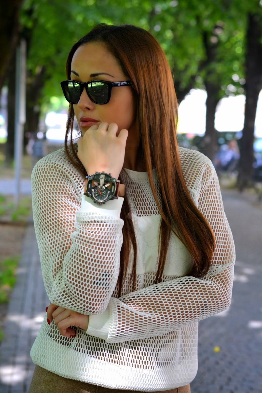 Kill Blonde, made in Italy, hawkers co, diesel, diesel watch , Jessica Neumann, Best Fashion Blogger,