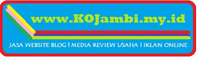 jasa website blog ukm jambi