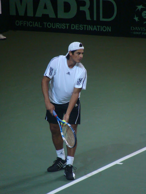 Nicolas Lapentti Davis Cup