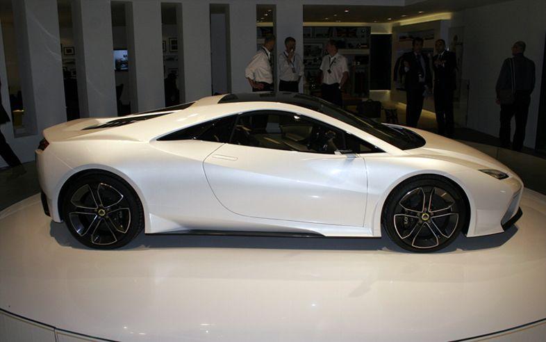 Sport Car Garage Lotus Espirit - Sports cars garage