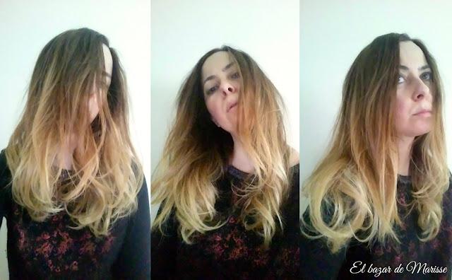 nueva coloración cabello
