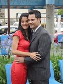 Felicidades ao casal