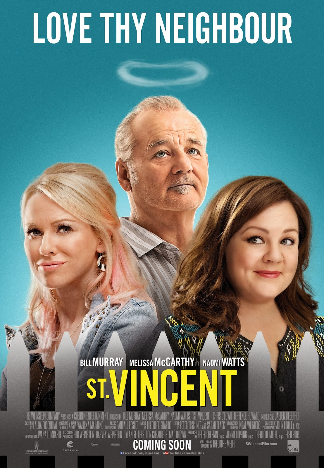 Win Tickets to 'St. Vincent'!