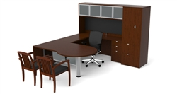 Jade Series U Desk Configuration