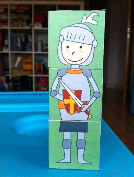 Puzzles para niños (DIY)