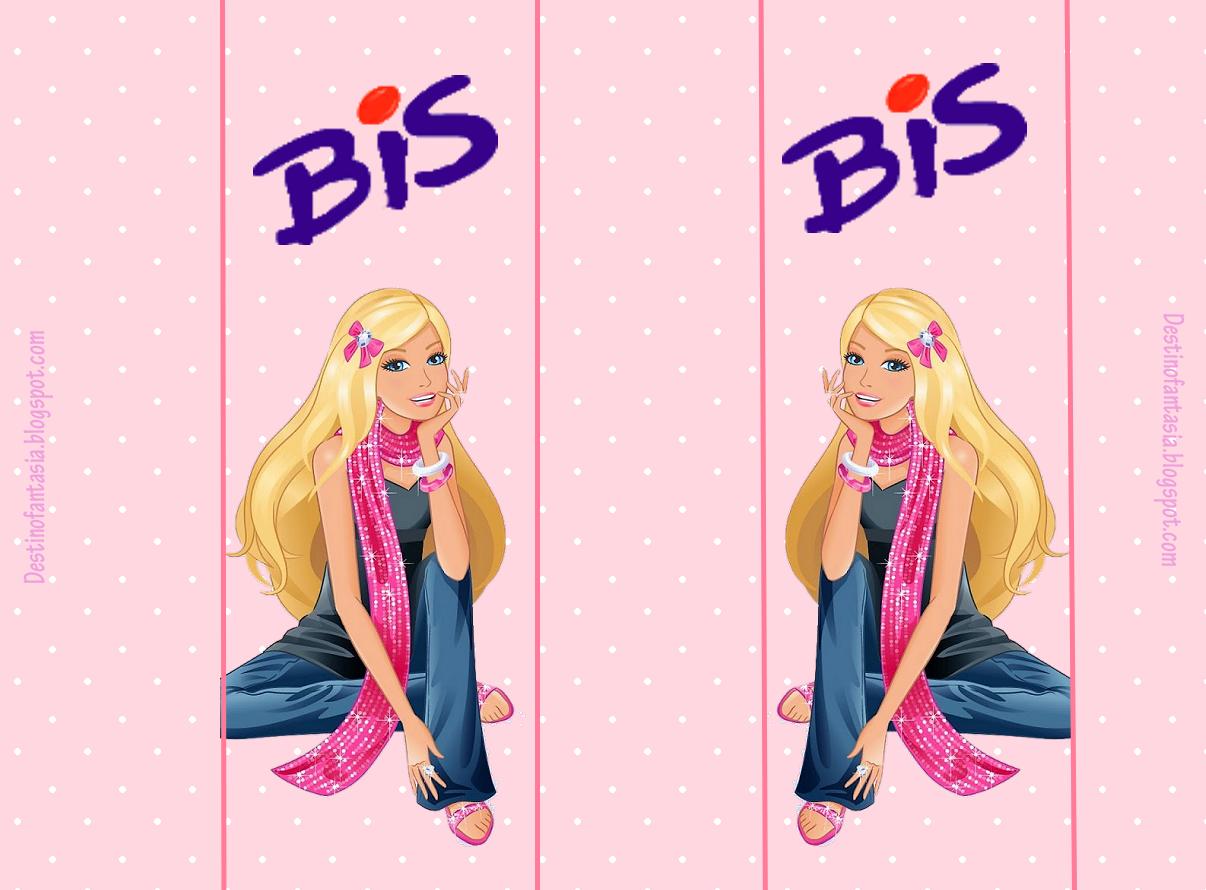 forminha de bs festa barbie