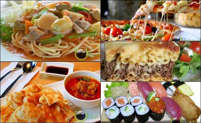 10 Negara dengan Tempat Wisata Kuliner Terbaik di Dunia