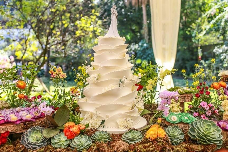 Casamento no Salão de Festas, Santa Ignez