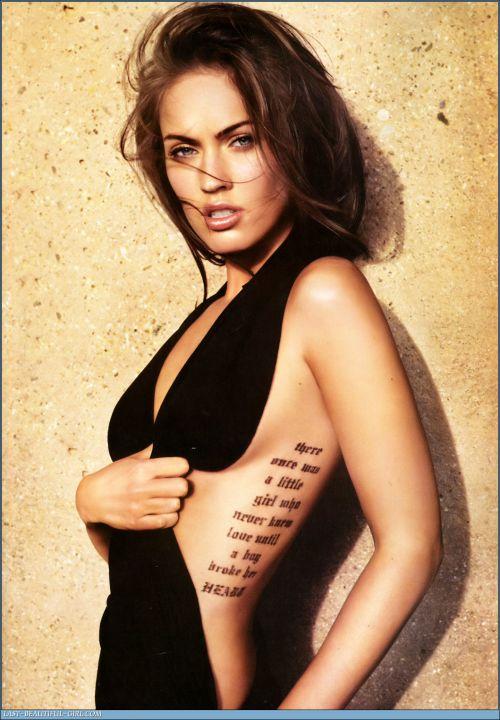 Vera glam graphic design - Megan Fox Hot Re Hairstyles Megan Fox Hot