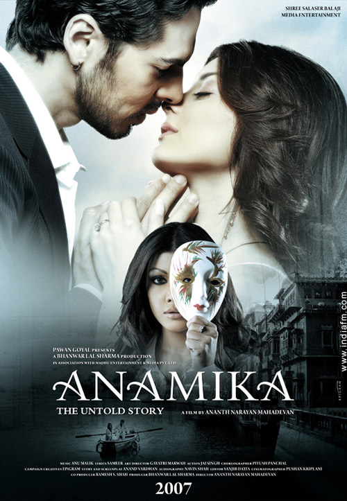 Anamika: The Untold Story movie